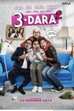 Download Film 3 Dara 2 (2018) Full Movie HD Nonton Streaming